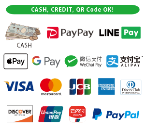 Payment method of tourist taxi